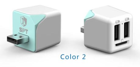 iLink Backup Dualのカラー2