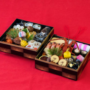 京料理 松正 特選おせち料理 2段重