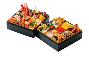 【ホテルクラウンパレス浜松】おせち 和食おせち2段重 四季