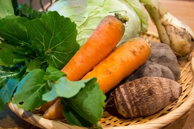 1月が旬な野菜