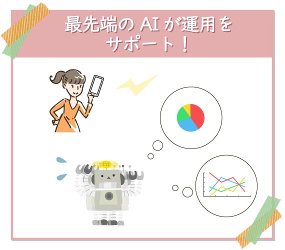 未経験の人の投資デビューを「WealthNavi」がサポート!